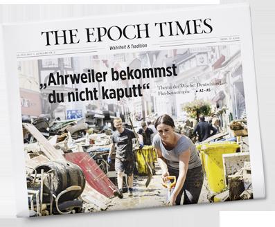 Epoch Times Zeitungen